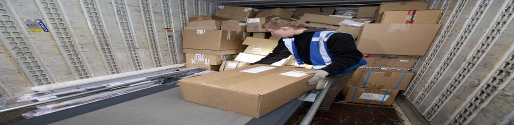 pakketdienst Arnhem